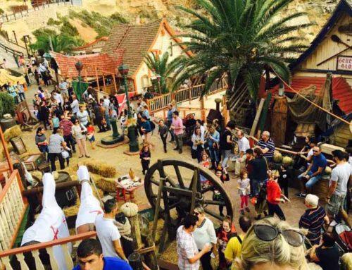 Halloween al Popeye Village Malta