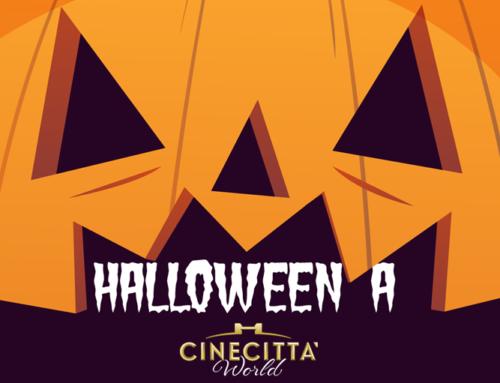 Festeggiare Halloween a Cinecittà World